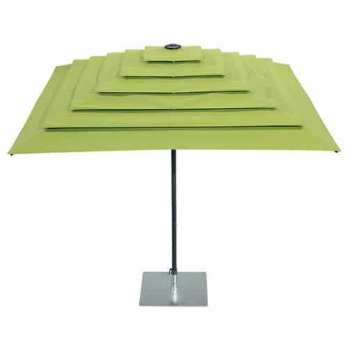 Grüner Sonnenschirm (filius pagode)