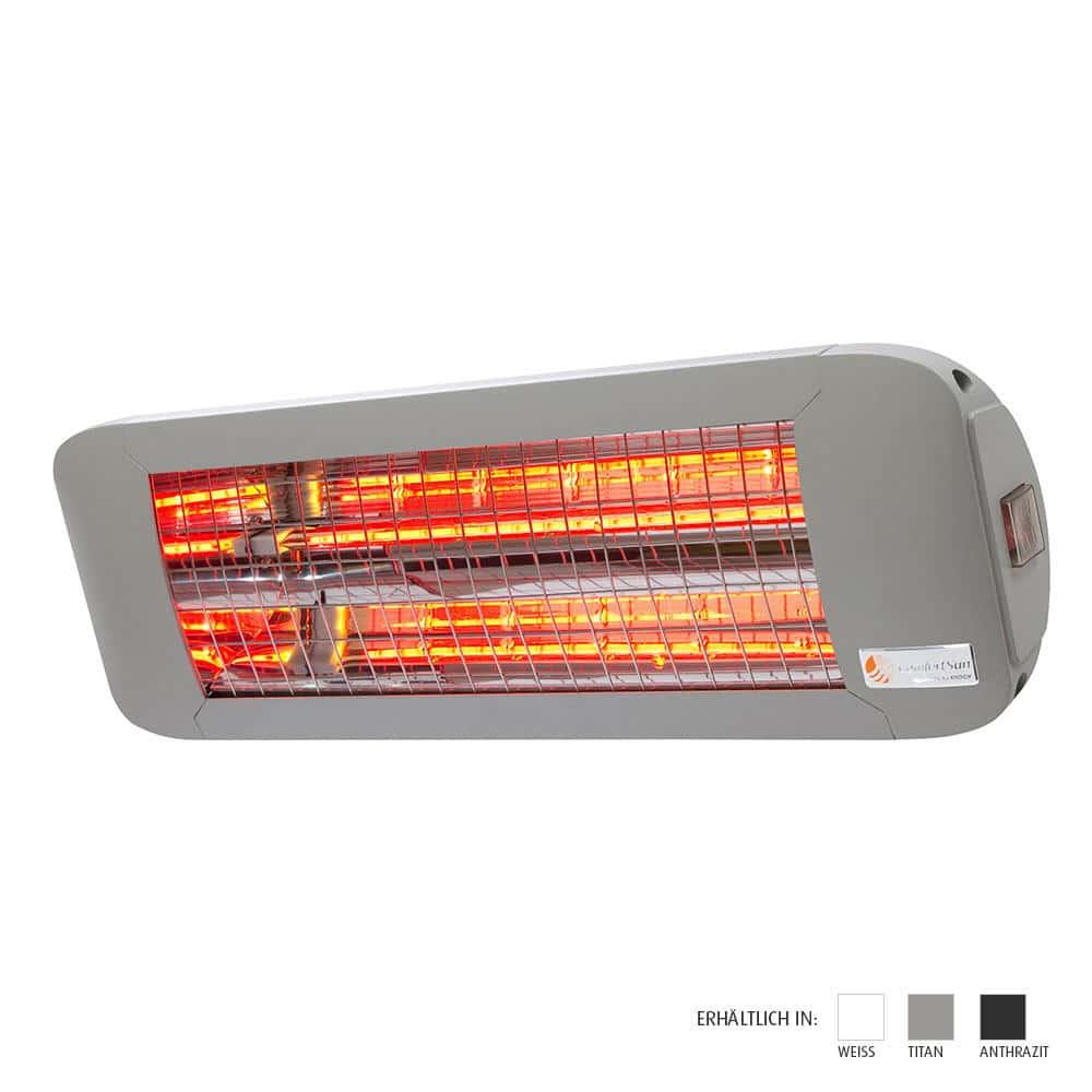 Terrassenheizstrahler 1000 Watt (ComfortSun24)